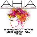 AHIA Wholesaler Of The Year State Winner Queensland 2016