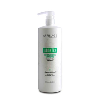 Affinage White Ice Moisturising Shampoo 1L
