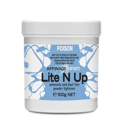 Lite N Up Ammonia Free Powder Lightener - 500g