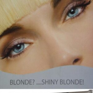 Shiny Blond