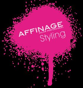 Affinage pink logo