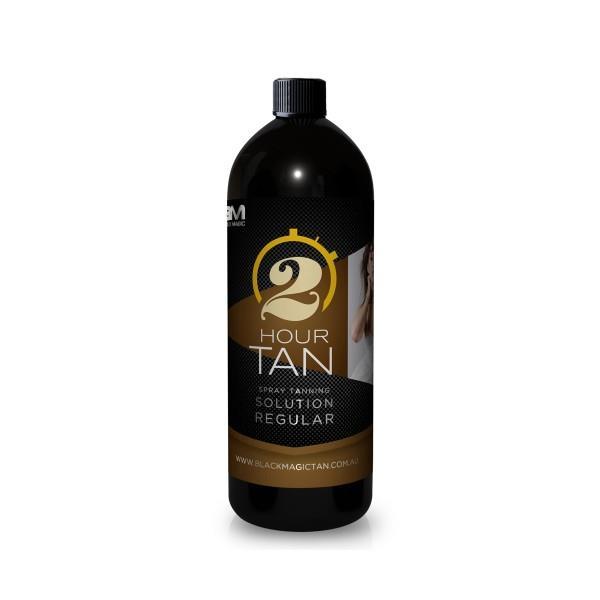 Black Magic 2 Hour Tan Regular