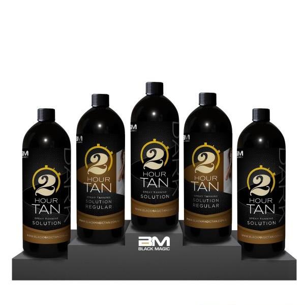 Spray Tanning Solutions