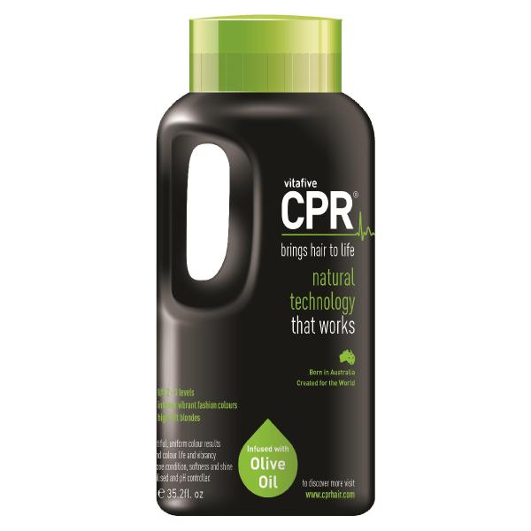 Vitafive CPR Creme Developer