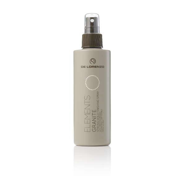 De Lorenzo Elements Strong Hold Finishing Spray