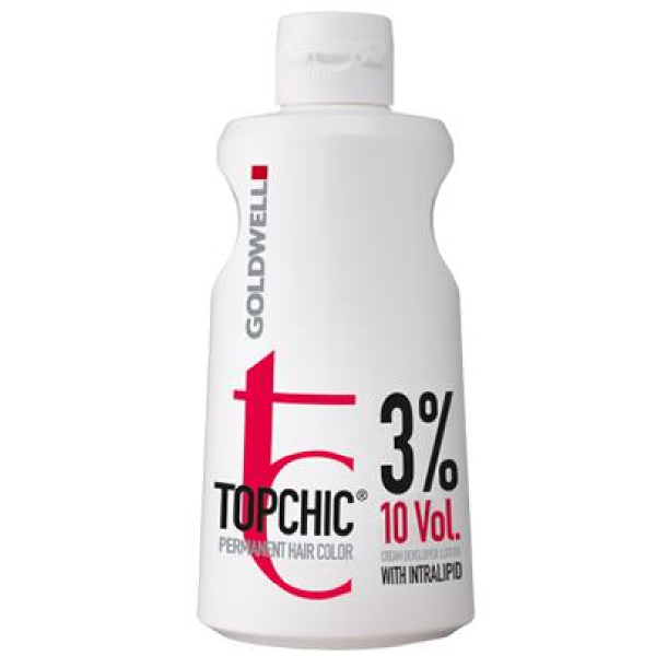 Goldwell Topchic Cream Developer Lotion