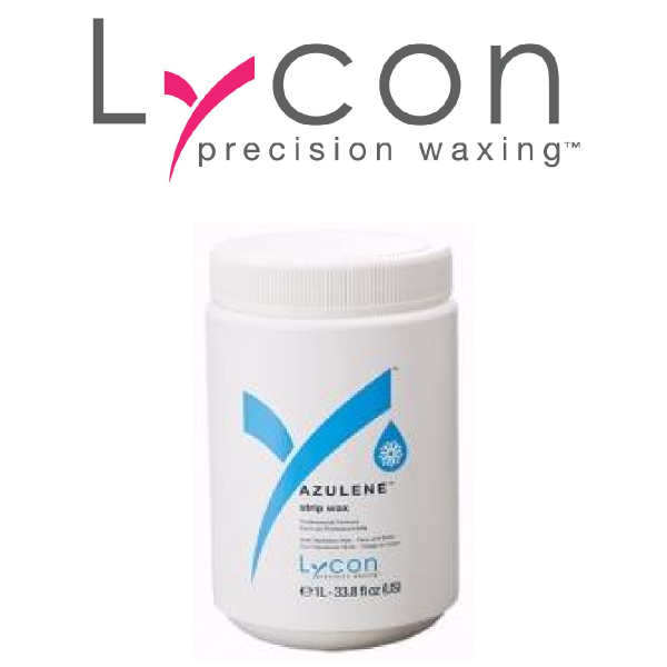 Lycon Strip Wax Azulene