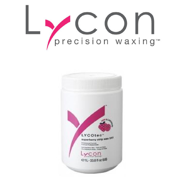 Lycon Strip Wax Superberry
