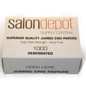 Salon Depot Jumbo End Papers