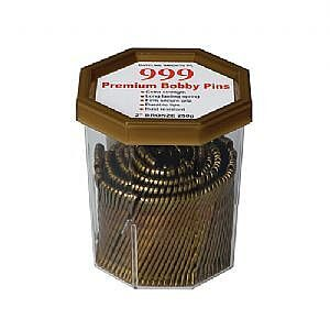 999 Bobby Pins 2″ Bronze
