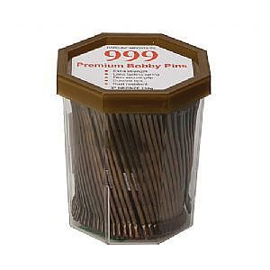 999 Bobby Pins 3″ Bronze