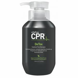 CPR Detox Sulphate Free Shampoo 500ml