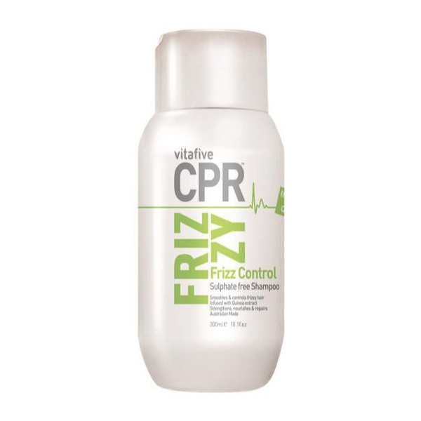 Frizz Control Shampoo 300ml