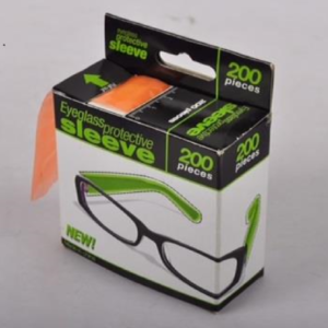 Glide Eye Glass Sleeve