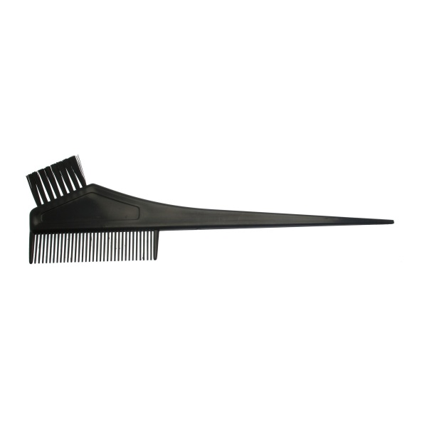 Tint Brush With Comb
