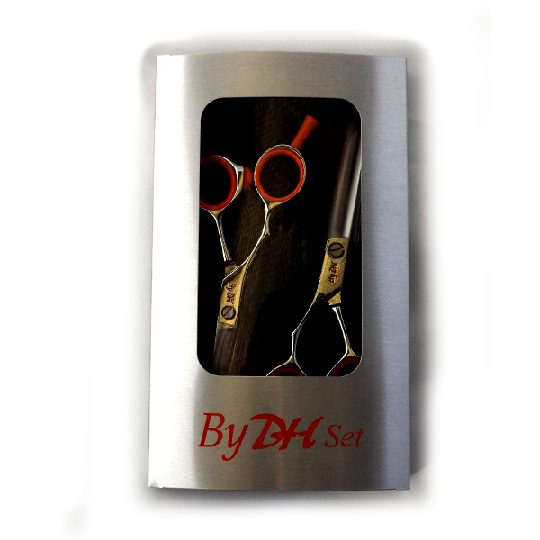 By DH left handed scissors