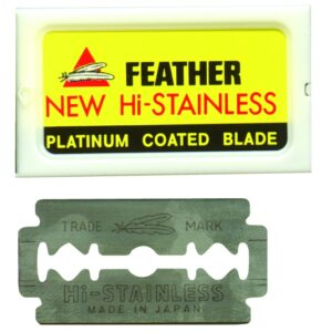 Feather Double Edge Blades