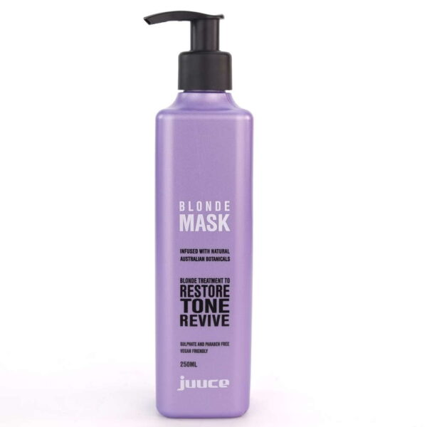 Juuce Blonde Mask Treatment 250ml