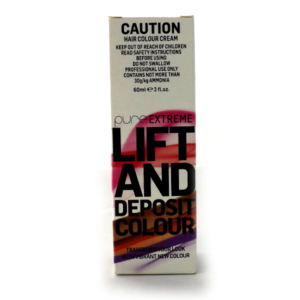 Pure Extreme Lift And Deposit Colour 60ml