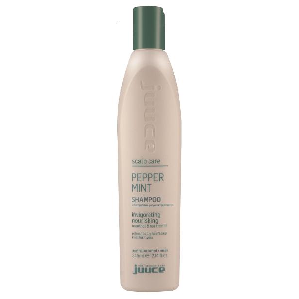 Juuce Peppermint Shampoo 345ml