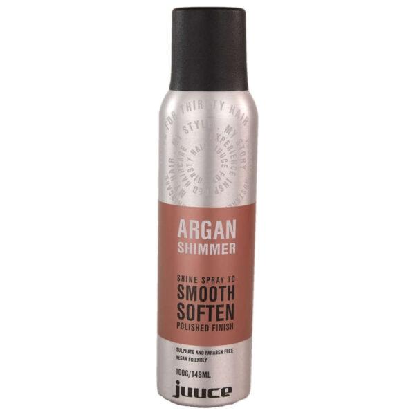 Juuce Argan Shimmer Shine Spray 148ml