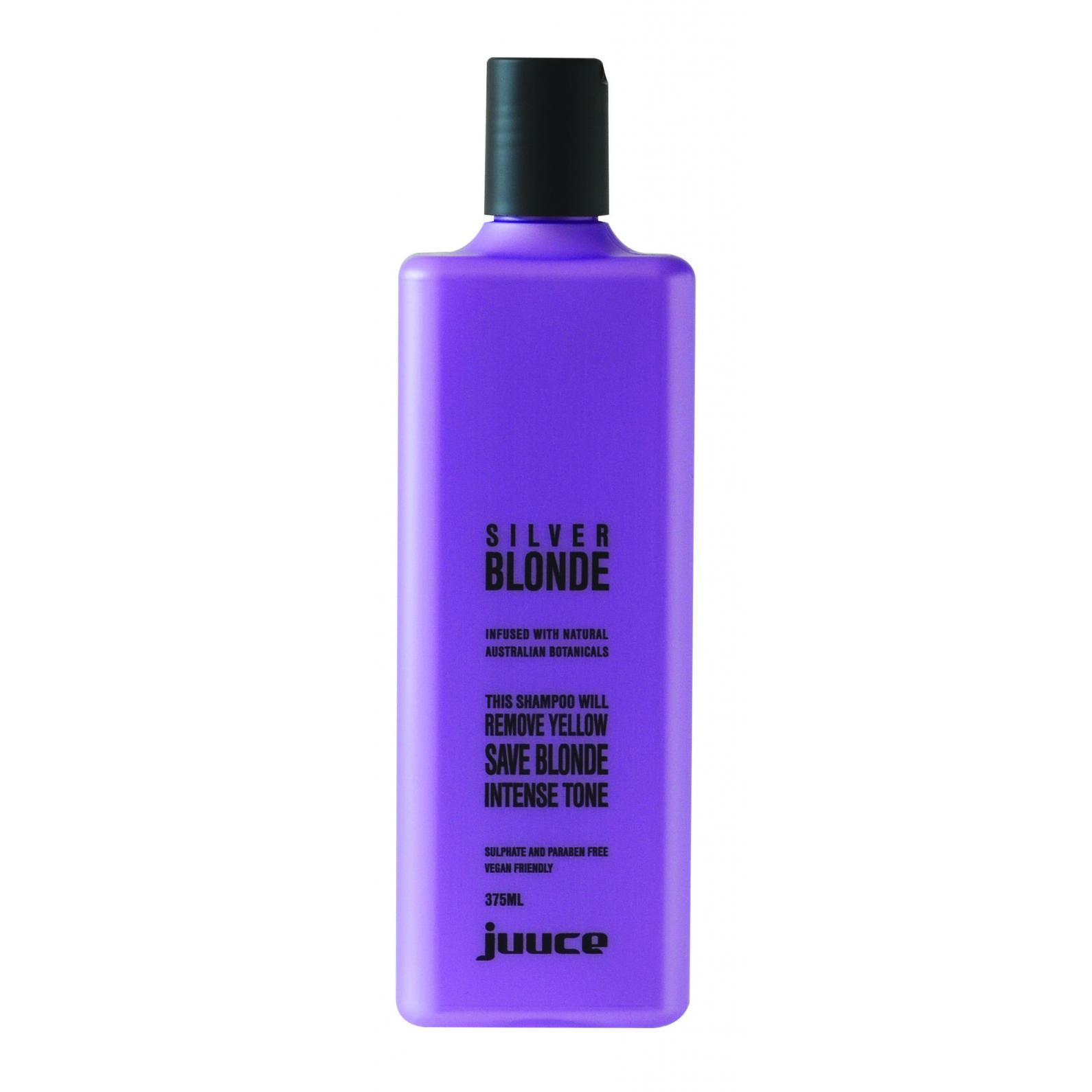 Juuce Silver Blonde Shampoo