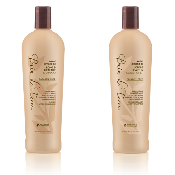 Bain De Terre sweet almond oil