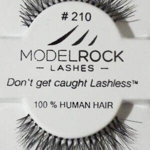 ModelRock Lashes Kit Ready #210