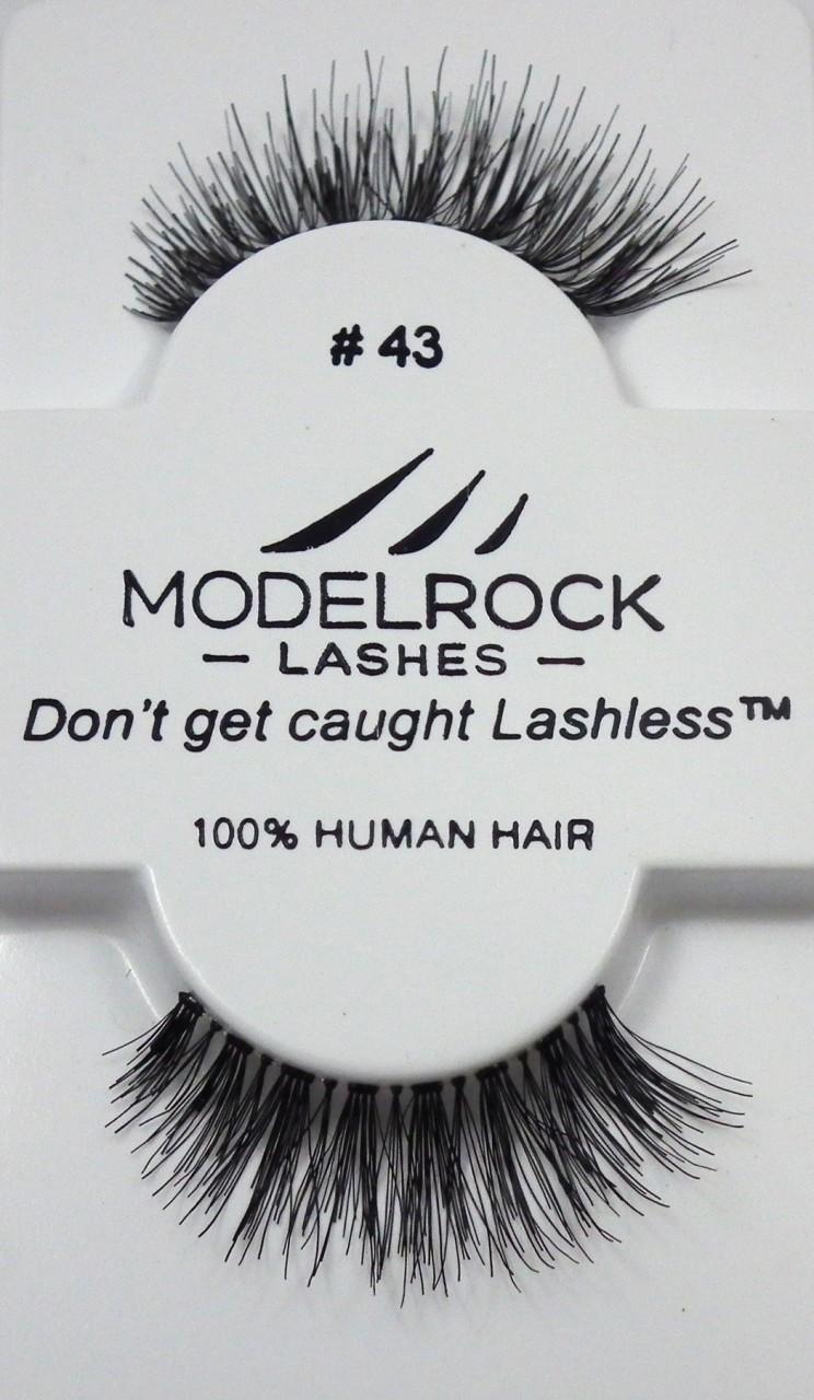 380d947105a ModelRock Lashes Kit Ready #43 - Salon Depot