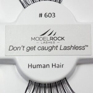 ModelRock Lashes Kit Ready #603