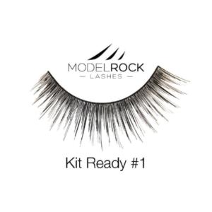 ModelRock Lashes Kit Ready #1