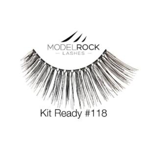 ModelRock Lashes Kit Ready #118