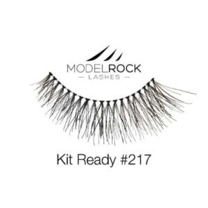 ModelRock Lashes Kit Ready #217