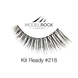 ModelRock Lashes Kit Ready #218