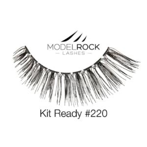 ModelRock Lashes Kit Ready #220