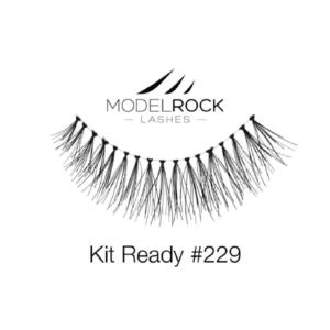 ModelRock Lashes Kit Ready #229