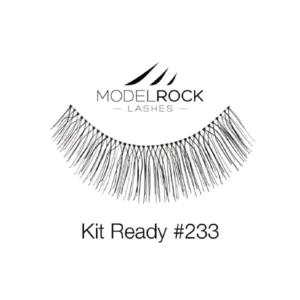 ModelRock Lashes Kit Ready #233