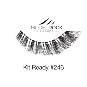 ModelRock Lashes Kit Ready #246