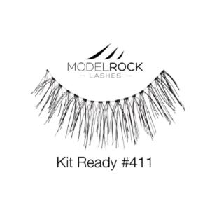 ModelRock Lashes Kit Ready #411