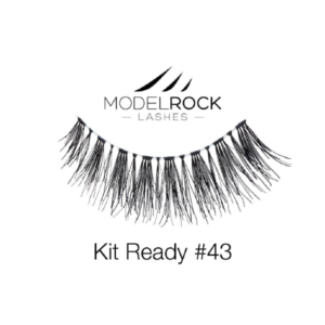 ModelRock Lashes Kit Ready #43