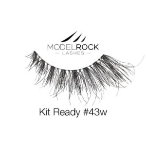 ModelRock Lashes Kit Ready #43w