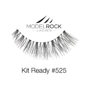 ModelRock Lashes Kit Ready #525