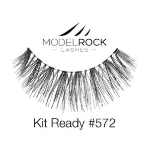 ModelRock Lashes Kit Ready #572