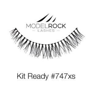 ModelRock Lashes Kit Ready #747xs