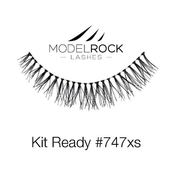 a62b401b271 ModelRock Lashes Kit Ready #747xs - Salon Depot