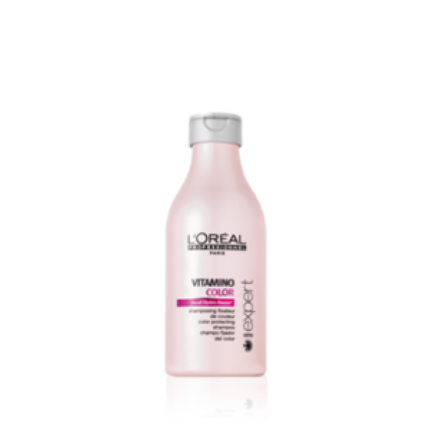 L or al vitamino color shampoo salon depot for Loreal salon price list