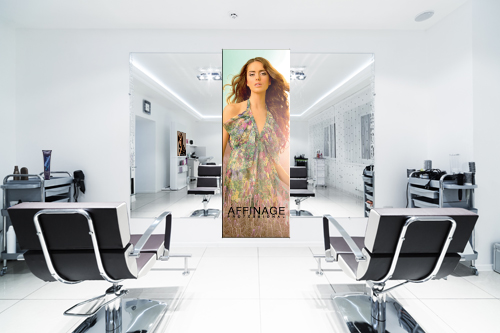 Affinage Salon Banner