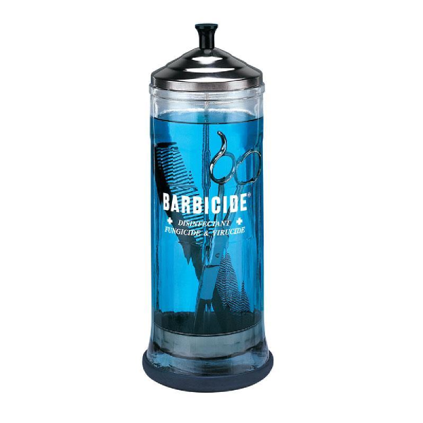 Barbercide Disinfecting Jar
