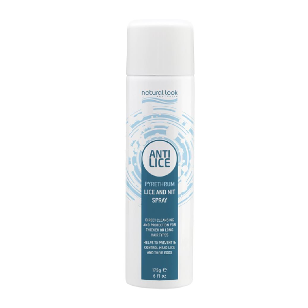 Natural Look Anti-Lice Pyrethrum Lice and Nit Spray