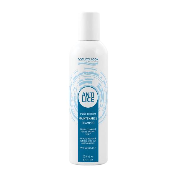 Natural Look Anti-Lice Pyrethrum Shampoo